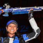 India's Elavenil Valarivan wins gold in International Air Rifle Championship