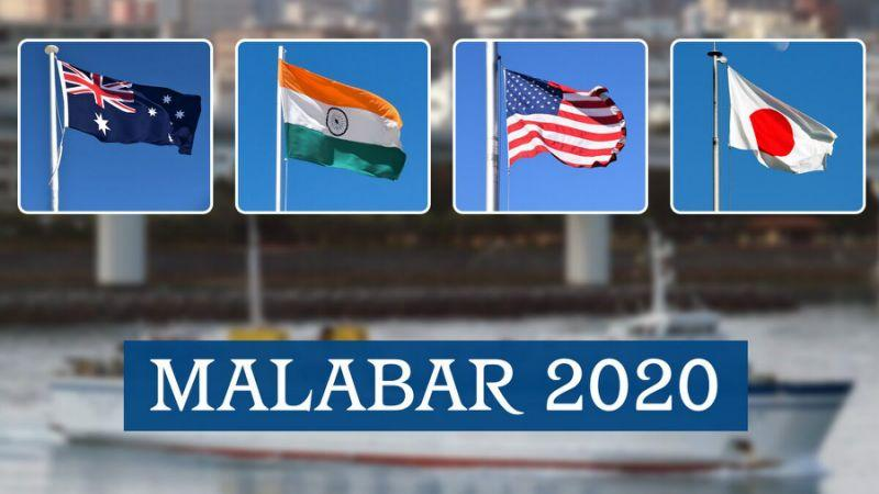 Australia to join Malabar-2020 Naval Exercise with India, US & Japan_40.1