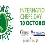 International Chef's Day: 20 October