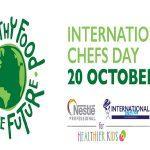 International Chef's Day: 20 October