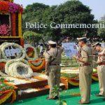 National Police Commemoration Day: 21 October