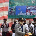 ITBP launches cycling expedition from its Pegong base in Sikkim