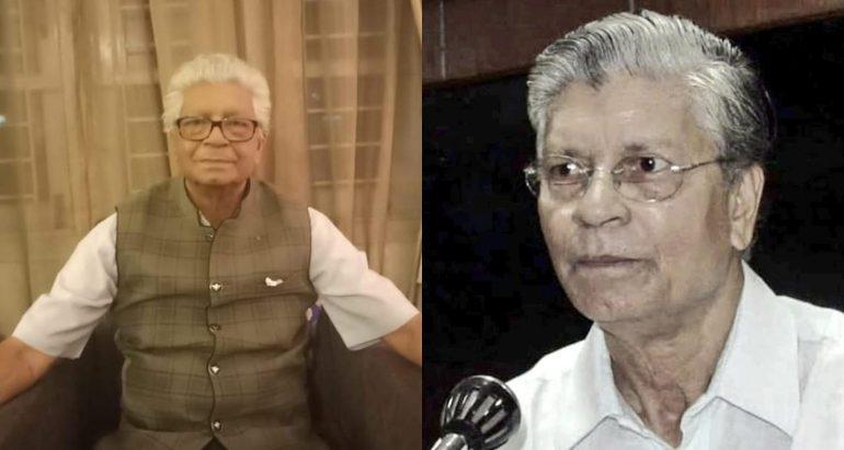 Renowned economist Dr Jayanta Madhab passes away_40.1