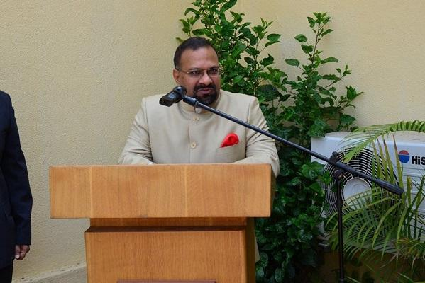 Sushil Kumar Singhal appointed as next Ambassador to Solomon Islands_40.1