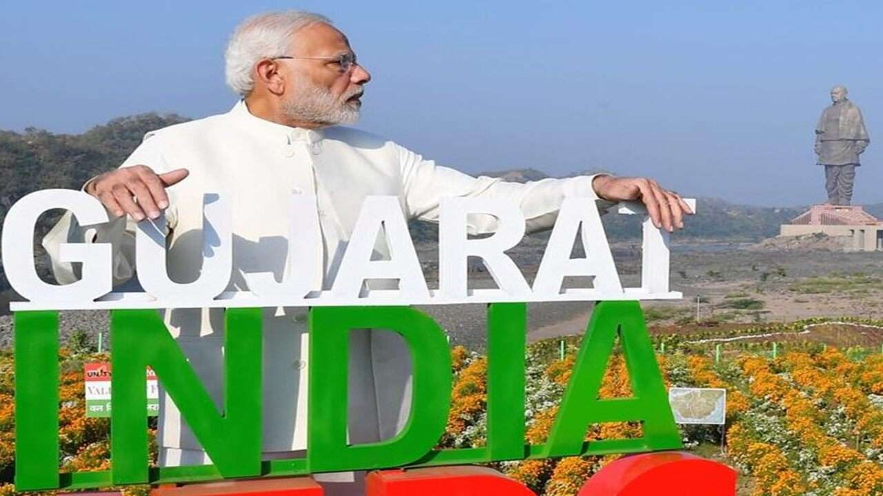 PM Modi launched 3 projects in Gujarat_40.1