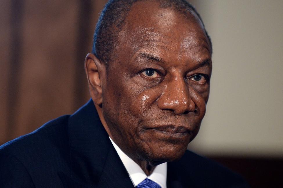 Alpha Condé won the 3rd Term as President of Guinea_40.1