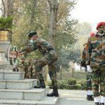 Indian Army celebrates 74th Infantry Day in J&K