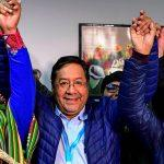 Luis Arce declared as Bolivia's president-elect