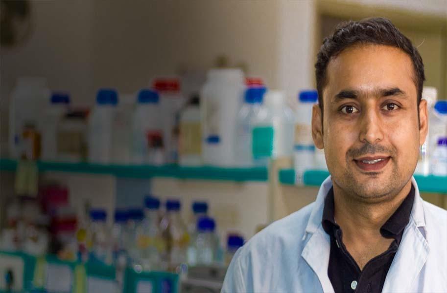 "Dr Satish Mishra bags ""Dr Tulsi Das Chugh Award-2020_40.1"