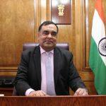 Yashvardhan K. Sinha appointed as new Chief Information Commissioner