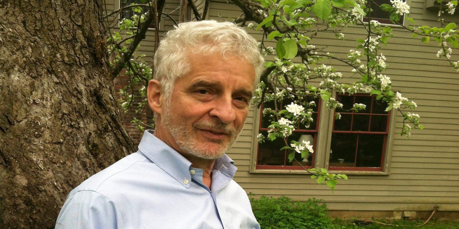 Award-winning author and editor Daniel Menaker passes away_40.1