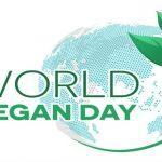 World Vegan Day: 01 November