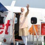 PM Modi launches India's first seaplane service in Gujarat