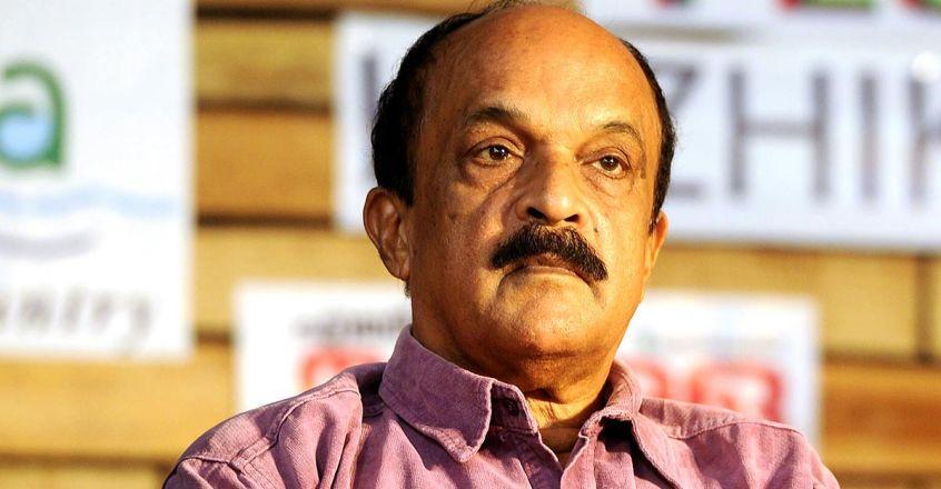 Malayalam writer Paul Zacharia selected for Ezhuthachan Puraskaram 2020_40.1