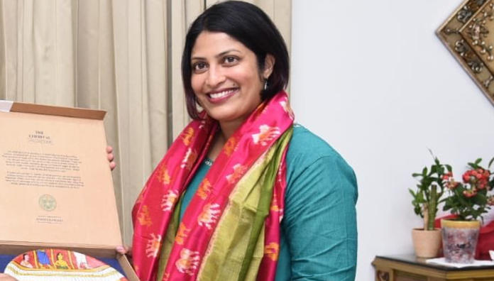 Priyanca Radhakrishnan becomes first Indian-origin minister of New Zealand_40.1