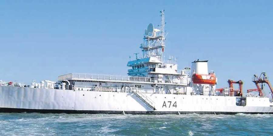 Indian Naval Ship 'Airavat' reaches Port Sudan under 'Mission Sagar-II'_40.1