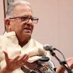 Violin Maestro, Padma Awardee TN Krishnan passes away
