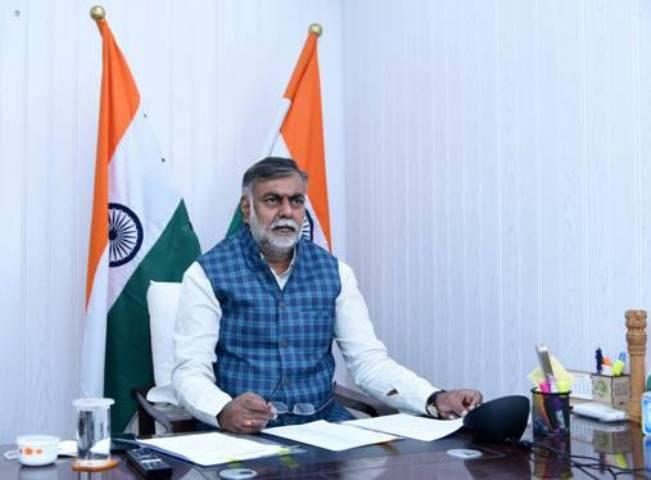 "Prahlad Singh Patel inaugurates ""Tourist Facilitation Centre"" in Kerala_40.1"