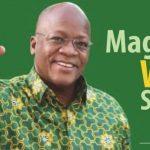 Tanzania President John Pombe Magufuli wins 2nd term