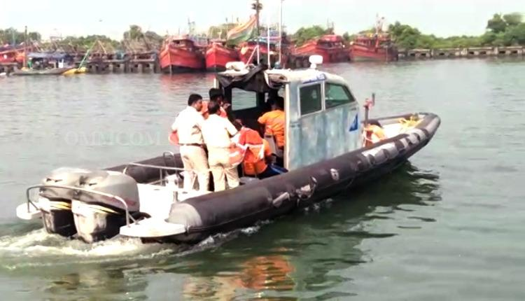 Two-day joint coastal security exercise 'Sagar Kavach' begins_40.1