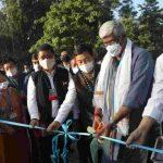 1st solar-based water supply project of India launched in Arunachal Pradesh