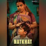 Vidya Balan's short film 'Natkhat' eligible for Oscar nomination