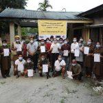 Pakke Tiger Reserve provide Covid-19 Insurance to Green Soldiers
