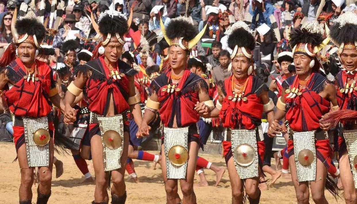 Nagaland's Hornbill Festival to be celebrated virtually_40.1