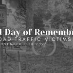 World Day of Remembrance for Road Traffic Victims 2020