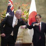 Japan & Australia signs defence deal to counter China