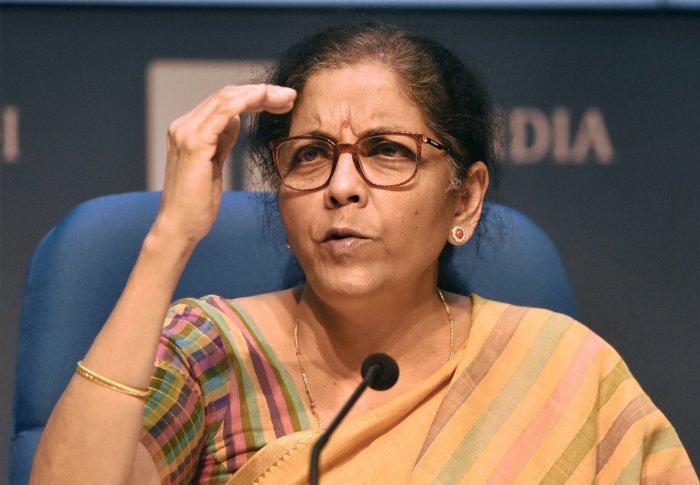 Finance Minister announces 'Aatmanirbhar' Package 3.0_40.1