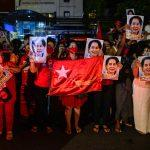 Aung San Sui Kyi Party claims to win Myanmar Elections