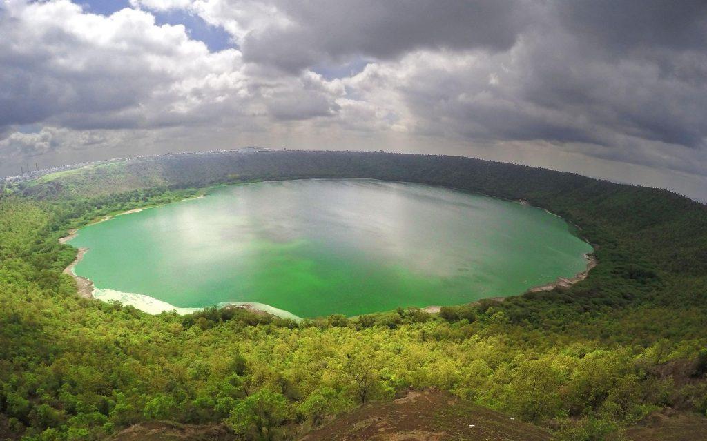 Lonar Lake in Maharashtra chosen as 'Ramsar site'_40.1