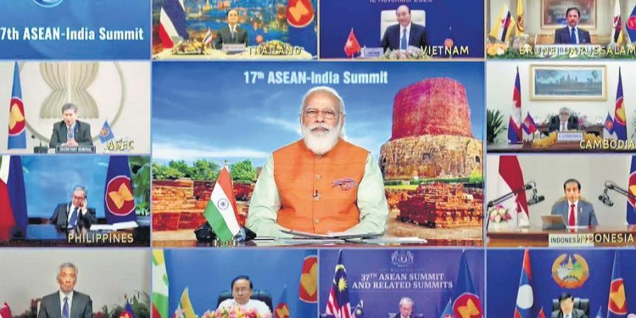 India Extends USD1 Million Aid For Covid-19 ASEAN Response Fund_40.1
