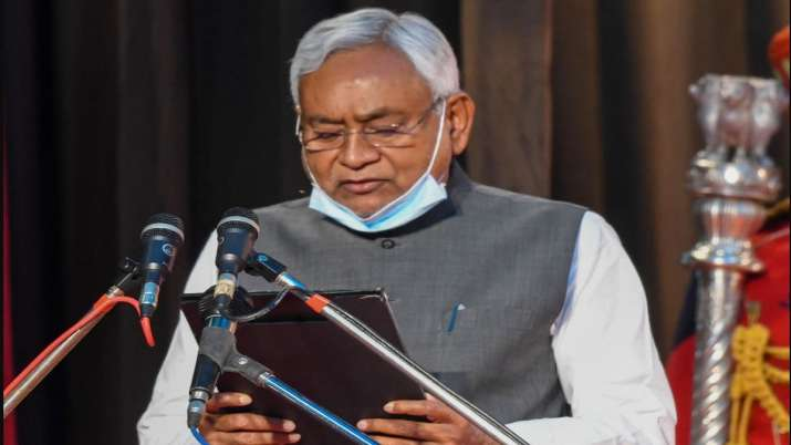 Nitish Kumar sworn-in as Chief Minister of Bihar for 7th term_40.1
