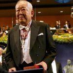 Japanese Nobel-prize-winning Masatoshi Koshiba passes away