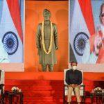 PM Narendra Modi unveils Swami Vivekananda's statue on JNU