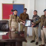 North Police Station in Kohima receives ISO certification