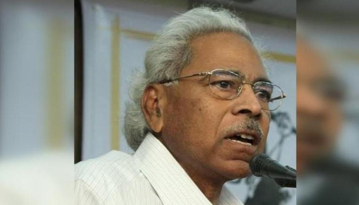 Sahitya Academy award winner Shaik Khaja Hussain passes away_40.1