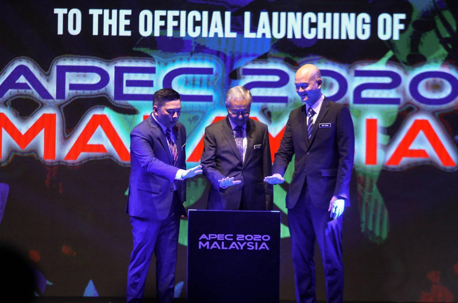 Malaysia hosted 2020 APEC Summit_40.1