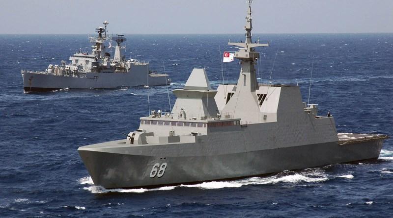 India-Singapore Maritime Exercise SIMBEX-20_40.1