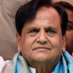 Congress veteran Ahmed Patel passes away