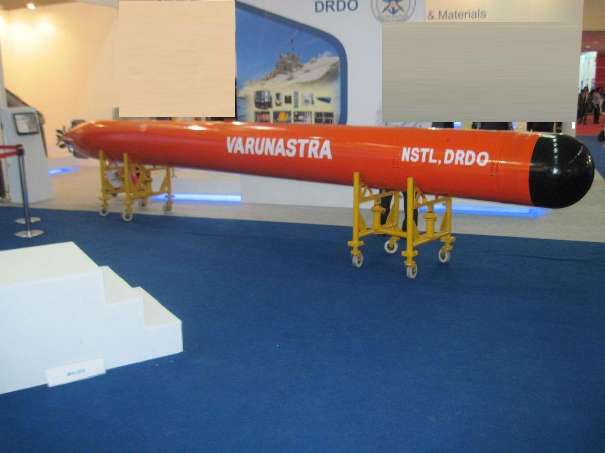 DRDO flags off first 'Varunastra' Heavy Weight Torpedo_40.1
