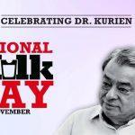 National Milk Day: 26 November