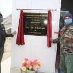 Ladakh gets largest solar project at Leh Indian Air Force station