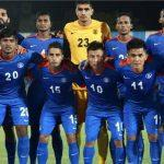 India rise four spots to 104th in latest FIFA rankings