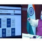 Prakash Javadeker launches India Climate Change Knowledge Portal