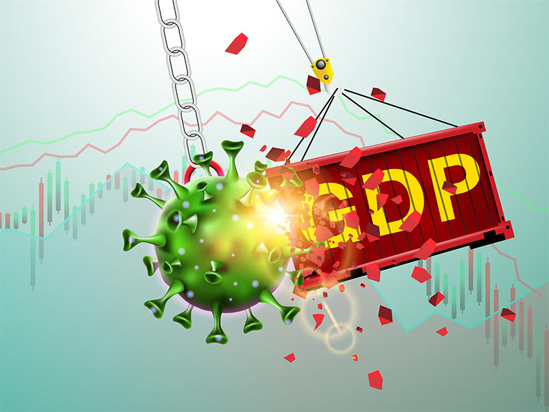 India's GDP Contracts 7.5% in September Quarter_40.1