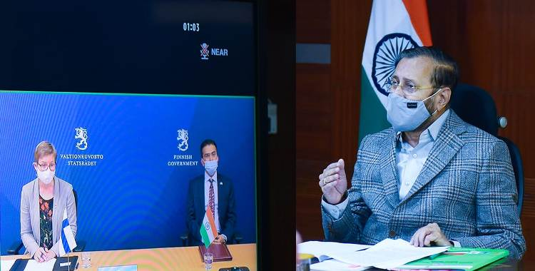 India and Finland sign MOU on environmental protection_40.1