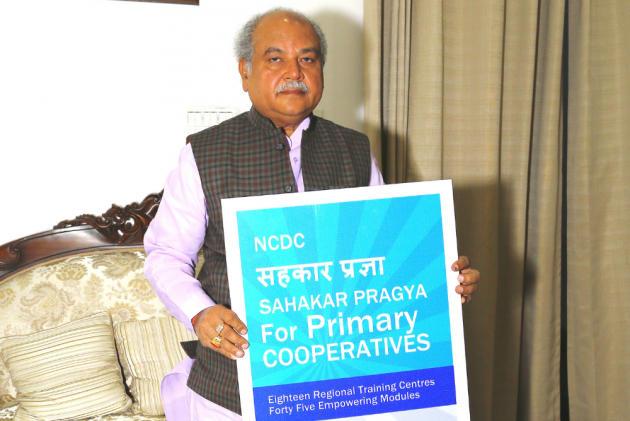 "Union Minister Narendra Singh Tomar launches ""Sahakar Pragya"" initiative_40.1"